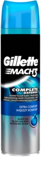 Gillette Mach 3 Complete Defense gel za britje