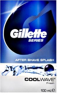 Gillette Series Cool Wave loción after shave