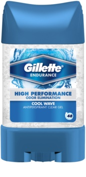 Gillette Endurance Cool Wave antitranspirante gelatinoso