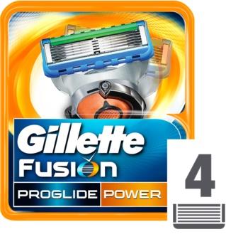 Gillette Fusion Proglide Power recarga de lâminas