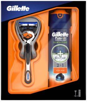 Gillette Fusion Proglide lote cosmético V.