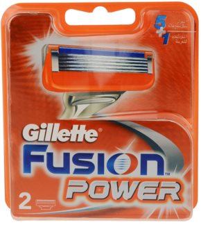 Gillette Fusion Power lames de rechange
