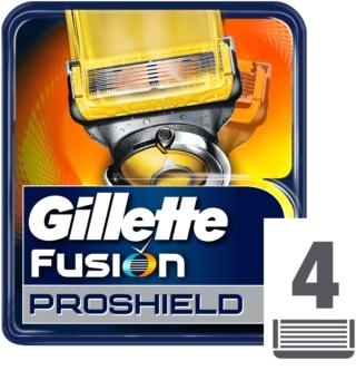 Gillette Fusion Proshield recambios de cuchillas