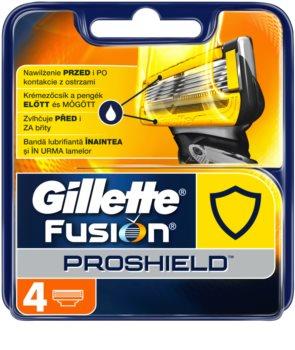 Gillette Fusion Proshield náhradní břity