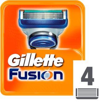 Gillette Fusion recarga de lâminas