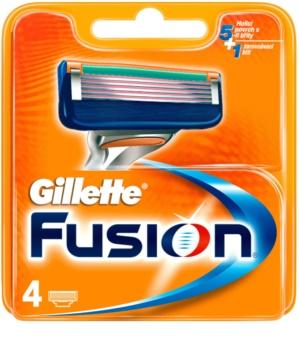 Gillette Fusion lame di ricambio