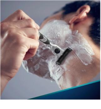 Gillette Mach 3 máquina de barbear