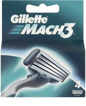 Gillette Mach 3 lames de rechange