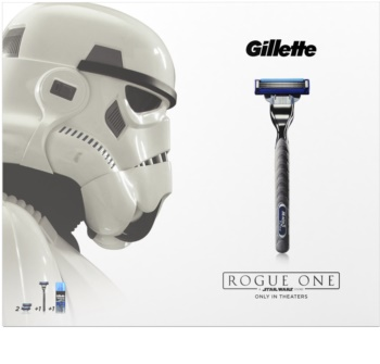 Gillette Mach 3 Turbo Cosmetic Set I.