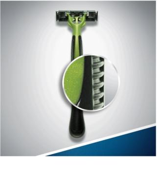 Gillette Blue 3 Sense Care jednorazowe maszynki do golenia