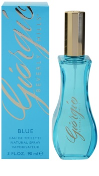 Giorgio Beverly Hills Blue Eau de Toilette for Women 90 ml