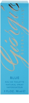 Giorgio Beverly Hills Blue eau de toilette nőknek 90 ml