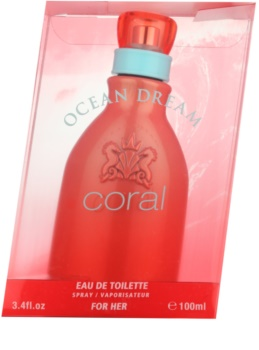 Giorgio Beverly Hills Ocean Dream Coral eau de toilette nőknek 100 ml