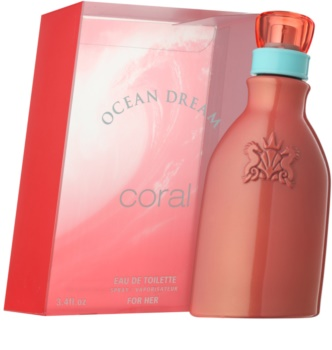 Giorgio Beverly Hills Ocean Dream Coral woda toaletowa dla kobiet 100 ml