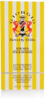 Giorgio Beverly Hills Giorgio for Men Eau de Toilette für Herren 118 ml