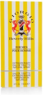 Giorgio Beverly Hills Giorgio for Men eau de toilette pentru barbati 118 ml