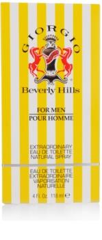 Giorgio Beverly Hills Giorgio for Men toaletná voda pre mužov 118 ml