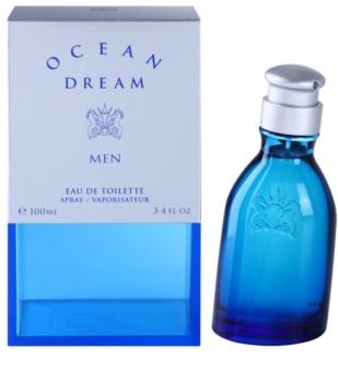 Giorgio Beverly Hills Ocean Dream Men eau de toilette férfiaknak 100 ml
