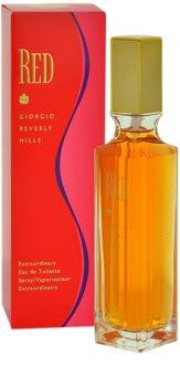 Giorgio Beverly Hills Red toaletní voda pro ženy 90 ml