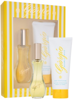 Giorgio Beverly Hills Yellow set cadou I.
