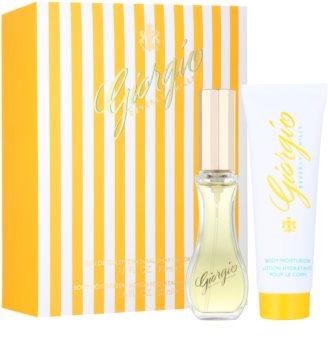 Giorgio Beverly Hills Yellow Geschenkset