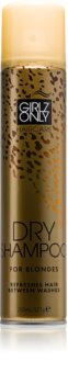 Girlz Only For Blondes Refreshing Dry Shampoo for Blonde Hair