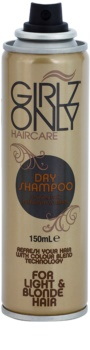 Girlz Only Blonde Hair champú en seco para cabello rubio