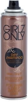 Girlz Only Dark Hair suchý šampón pre tmavé vlasy
