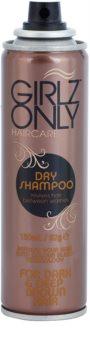Girlz Only Dark Hair suchý šampon pro tmavé vlasy
