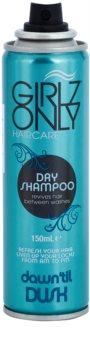 Girlz Only Dawn Til Dusk suchý šampon s jemnou citrusovou parfemací