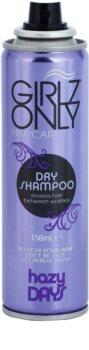 Girlz Only HazyDays suchý šampón s jemnou kvetinovou vôňou