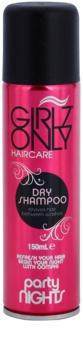 Girlz Only Party Nights suchý šampon se svěží ovocnou parfemací