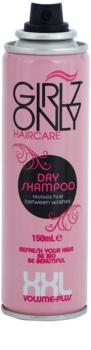 Girlz Only XXL Volume plus suchý šampón pre zväčšenie objemu vlasov
