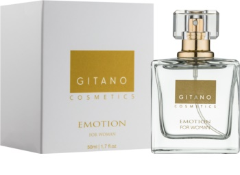 Gitano Emotion Parfum voor Vrouwen  50 ml