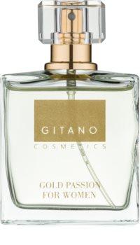 Gitano Gold Passion perfume para mujer 50 ml