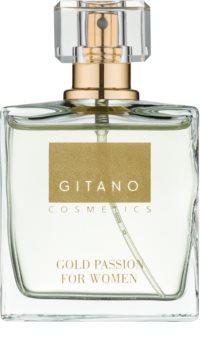 Gitano Gold Passion perfume para mulheres 50 ml