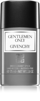 Givenchy Gentlemen Only stift dezodor férfiaknak 75 ml alkoholmentes