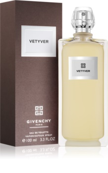 Givenchy Les Parfums Mythiques: Vetyver Eau de Toilette for Men 100 ml