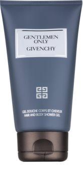 Givenchy Gentlemen Only żel pod prysznic dla mężczyzn 150 ml