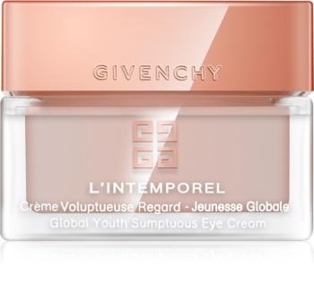Givenchy L'Intemporel rozjasňujúci očný krém proti starnutiu pleti