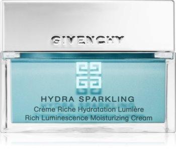 Givenchy Hydra Sparkling Feuchtigkeitscreme für trockene Haut