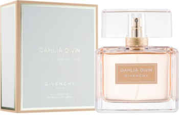 Givenchy Dahlia Divin Nude eau de parfum pour femme 75 ml