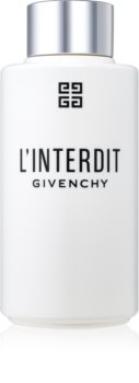 Givenchy L'Interdit Body Lotion for Women