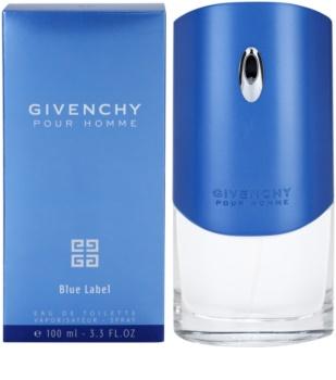 Givenchy Pour Homme Blue Label Eau de Toilette for Men 100 ml