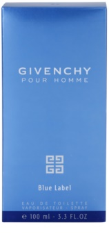 Givenchy Givenchy Pour Homme Blue Label Eau de Toilette para homens 100 ml