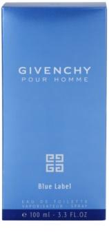 Givenchy Pour Homme Blue Label Eau de Toilette voor Mannen 100 ml