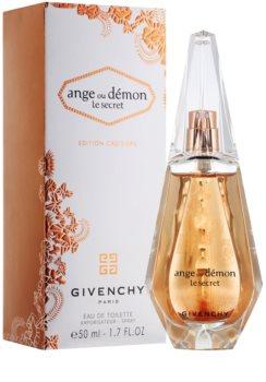Givenchy Ange ou Démon Le Secret Edition Croisiére toaletní voda pro ženy 50 ml  se třpytkami