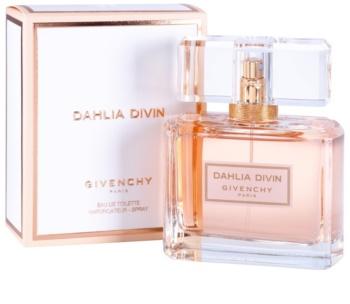 Givenchy Dahlia Divin Eau de Toilette Damen 75 ml