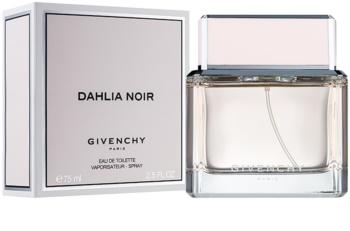 Givenchy Dahlia Noir toaletní voda pro ženy 75 ml