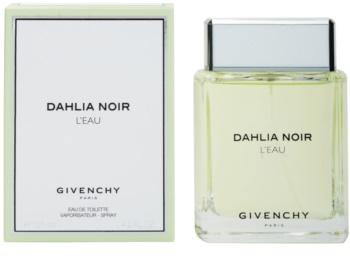 Givenchy Dahlia Noir Leau Eau De Toilette Pour Femme 125 Ml